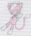 Adopted:Mew Chip by Niffykid-Adoption