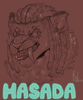 [COMMISSION] MASADA by RICODAVEY