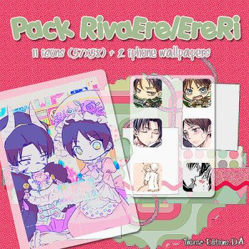 Pack Icons RivaEre-EreRi [ by Thoxiic-Editions