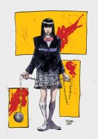 GoGo Yubari color by kevinmellon