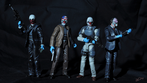 PayDay 2 GI Joe Custom Crew by EmtheMad