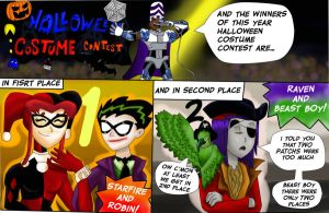 TT Halloween Costume Contest by FelynxTiger