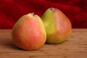 Two Pears - I by froggynaan