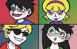 HOMESTUCK KIDS by Libbit