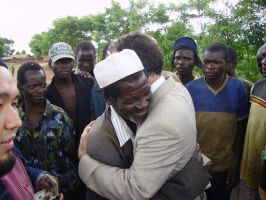 Malawi Muslims saying welcome by ademmm