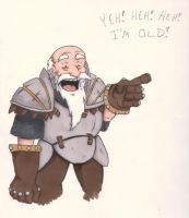 I'm Old by mrbob0822