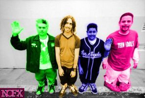 NOFX by McBitzer