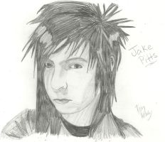 Jake Pitts by Eclipsefangirl1