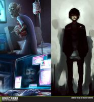 Modern Vampire Contest Results! by ConceptCookie