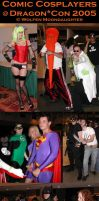 DragonCon 2005: Comic Cosplay by CanisCamera