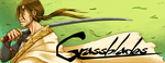 Grassblades - my webcomic! by smokewithoutmirrors