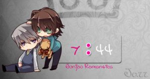 Skin Junjou Romantica (Rainmeter) by Nightmare-Magical