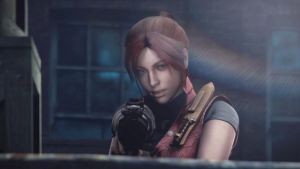 Claire RedField Wallpaper by Sarah-273