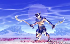 Anubis by rlcwallpapers