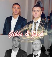 Gibbs and Jack by netta95