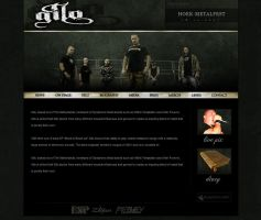 Gilo Metalband by G-freak