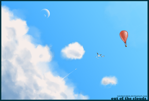 Out of The Clouds by Ratchet-5510