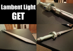 Lambent Light Finished! by fidyyuan