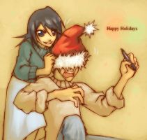 Bleach: Happy Holidays by ahnline