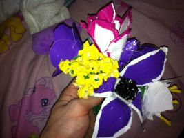 Hamlet Bouquet by ImaBeaver