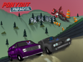 Burnout paradise Platine (Ps3) # 2 by stashine-nightfire
