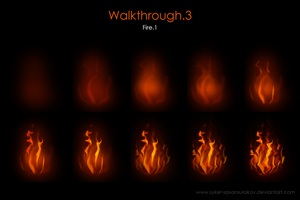 Walkthrough.3 [Fire.1] by Syker-SaxonSurokov