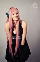 Megurine Luka by JustineVedovato