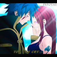 Jellal y Erza by Pepotas