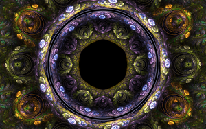 coloured circle pattern by Andrea1981G