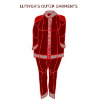 Luth  Ea  S Outer Garments By Theskaldofnvrwinter- by TheSkaldofNvrwinter