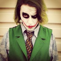 Joker Cosplay by Ufotinik