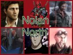 Nolan North Characters by ShuelAhmed