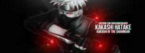 Kakashi of the Sharingan Cover by zFlashyStyle