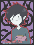 Marshall Lee by Erin-Chan143