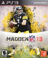My Madden 13 cover by Madsen-7