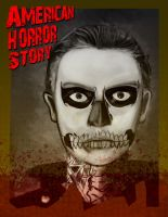 Tate Langdon - American Horror Story by darklady82