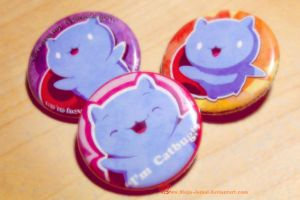 I am Catbug by Ninja-Jamal