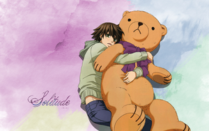 Junjou Romantica - Misaki Google Chrome Theme by GoogleChromeThemes