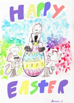 Happy Easter by Alternativeproject