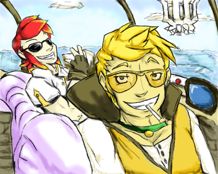 Fear and Loathing in Auldrant by DoctorDaiquri