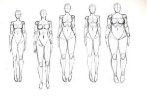 Body types 2 by lisannexd