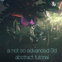 a not so advanced 3d tutorial by Angelus-Hellion