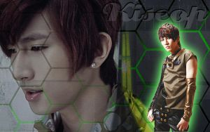Kiseop Wallpaper by zxkyuminsujuloverxz