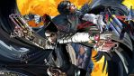 Bayonetta - Red Vs Blue by Xpand-Your-Mind
