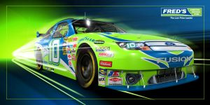 Fred's Sprint Cup car by graphicwolf
