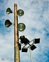 of street LIght2 by chuckiefree