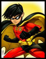 Boy Wonder by lordmesa