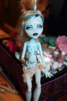 Lagoona Blue repaint by bandeau