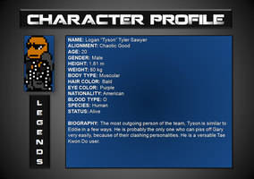 Tyson [Character Profile] by HellKnight18x