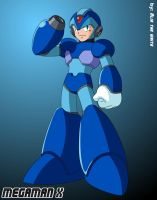 Megaman X 2 by Alia-the-white